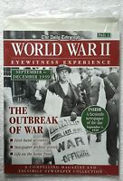 World War II Eye Witness Experience Part 1 & Facsimile Daily Telegraph 4 Sept 39