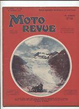 Moto Revue N°520  ; 25  fevrier  1933 :  le salon de Berlin / bougies d'allumage