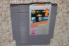 Metroid SILVER (Nintendo Entertainment System NES) Cart Only FAIR