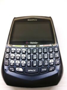BlackBerry 8700g - Black Blue (T-Mobile) Smartphone