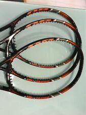 Yonex 4 1/4 and 4 3/8 grip RDTI 80 orange black Srichaphan mid mp new last 4