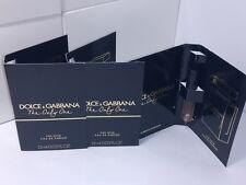 Dolce & Gabbana The Only One 3x1,5ml Eau de Parfum Spray