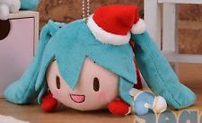 Nesoberi Plush Hatsune Miku Christmas 2018 A  Sega