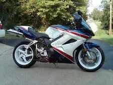 Red/White/Bk Good ABS Fairing Bodywork Injection Kits For Honda VFR800 2002~2009