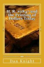 Prosperity of America Is Tied to Our Production: H. R. #2847 and the Printing...