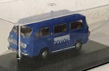 FIAT 850 FAMILIARE PULMINO  POLIZIA  BOX  SCALA 1/43