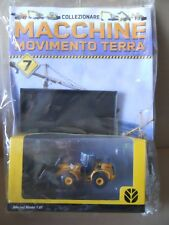 Macchine movimento Terra Die Cast Model 1:87 CARICATORE NEW HOLLAND W190B