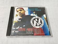 Jazzy Jeff & Fresh Prince - Code Red (CD) Will Smith