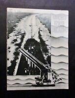 Marina - Brochure Odero Terni Orlando - Le navi costruite dal 1927 - anni '40