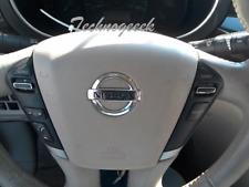 2011-2016 Nissan Quest Left Driver Side Steering Wheel Airbag Air Bag TAN OEM