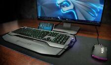 GB ROCCAT SKELTR RGB GRAU Bluetooth PC USB Gaming Tastatur Keyboard QWERTZ DE