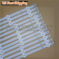 12pcs LED strip For LG 50LN578V 50LA620V 50LN577S 50LN575S 50LA620S TX-L50B6B