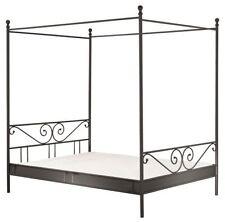 Moderne Bettgestelle ohne Matratze aus Metall 180cm x 200cm