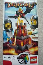 Lego Games-Lava Dragons 3838 Minotaurus 3841 Monster 4 3837 Ramses Pyramid 2009