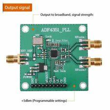 35MHz - 4.4GHz SMA Femelle Fréquence Synthétiseur ADF4351 Module Development