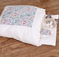 Cozy Pet Bed/Sleeping Bag, Washable, 22x16� (55x40cm), Cute, Retaiils for $35
