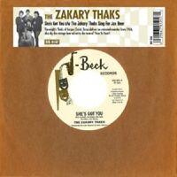 ZAKARY THANKS - SHE'S GOT YOU/THE ZAKARY THAKS SINGS ... VINYL SINGLE NEW+