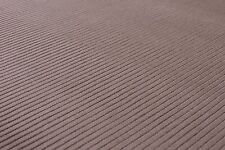 Mini Dark Brown Corduroy Fabric BY THE YARD