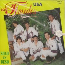 Los Timidos USA solo un beso CD New Nuevo Sealed