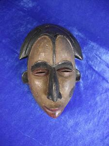Afrika, Holzmaske, Wandmaske, Ethnographica, Idoma, Nigeria