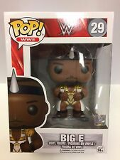 WWE Big E Pop Vinyl Figure #29 Funko 2016