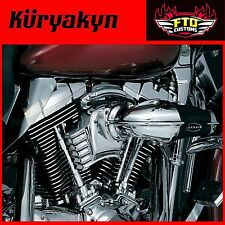 Kuryakyn Chrome Breather Bolt Covers for Twin Cam 7791