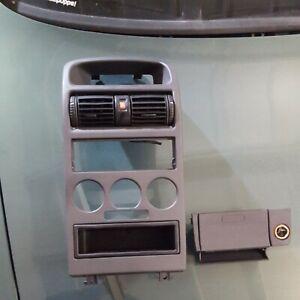 Opel Astra G Abdeckung / Verkleidung Mittelkonsole 24425369 original