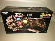 INFINITY GAUNTLET MARVEL LEGENDS SERIES.  Electronic Glove Thanos New sealed