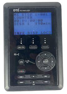 Focus Enhancments DTE Technology FS-C portable DTE recorder