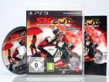 SBK 2011-FM Superbike World Championship ~ PlayStation 3 Jeu ~