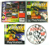 V-Rally Champion Edition PS1 Playstation 1 MINT DISC PAL