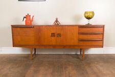 Vintage Retro Mid Century Teak and Rosewood Sideboard