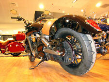 The Side License plate holder for Indian Scout - Sixty - Bobber