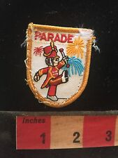 Fun TOY SOLDIER PARADE Patch (used/recovered from scout vest) C748