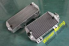 Aluminum Radiator For Suzuki RM-Z450/RMZ 450/RMX450Z 2008-2015