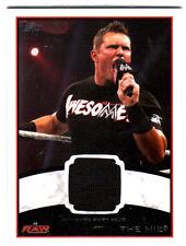 WWE The Miz 2012 Topps Authentic Event Worn Shirt Relic Card Black