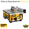 DeWalt Genuine Spare Parts DW745 Table Saw - Type 1