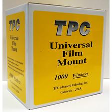Dental X-RAY Universal Film Mount  by TPC