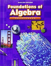 Foundations of Algebra: Sourcebook by Posamentier, Alfred S.|Le Tourneau, Cat…