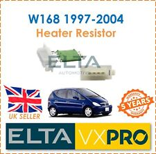 For W168 A140 A160 A170 A190 1997-2004 ELTA Interior Heater Blower Resistor New