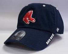 Boston Red Sox 47 Brand Ice Adjustable Hat Baseball Cap