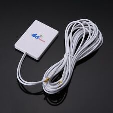 LTE SMA TS9 Antenna Booster Amplifier Panel 28dBi Gain Signal for 4G 3G Router