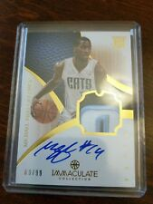 2012-13 Michael Kidd-Gilchrist Immaculate AUTO PATCH RC #D 69/99