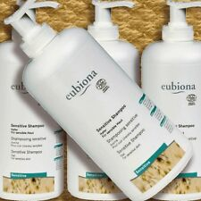 Eubiona Sensitive Shampoo Hafer 500ml Naturkosmetik bio vegan ohne Duft Silikon