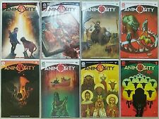 Animosity #1 (4th print) 2 3 4 5 6 7 + The Rise #1 - Aftershock