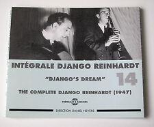 DJANGO REINHARDT - INTEGRALE N° 14 - ( 1947 )  - 2 CD