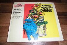 SESAMSTRASSE - KRÜMELMONSTER`s PAPPENHEIMER/c Muppet charakters/Gruner+Jahr 1973