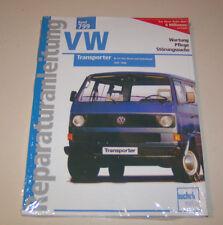 Reparaturanleitung VW T3 Transporter - 1,6 Liter Diesel / Turbodiesel - ab 1979!