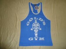 GOLD GYM New Style Stringer,Vest,Tank top Singlet Racer Back