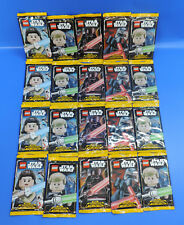 Blue Ocean Lego Star Wars Cartas Coleccionables Game 20 Pack